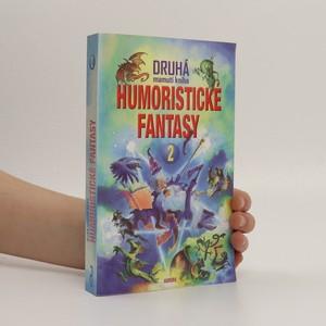 náhled knihy - Druhá mamutí kniha humoristické fantasy