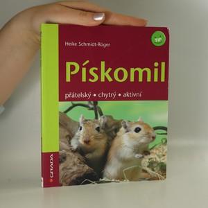náhled knihy - Pískomil : přátelský, chytrý, aktivní