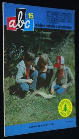 náhled knihy - ABC mladých techniků a přírodovědců. roč.28, č.15