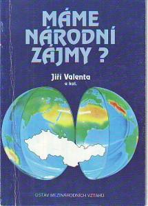 náhled knihy - Máme národní zájmy?