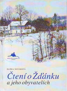 náhled knihy - Ćtení o Žďánku a jeho obyvatelích