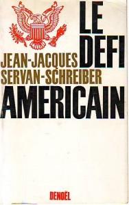 náhled knihy - Le defi Americain