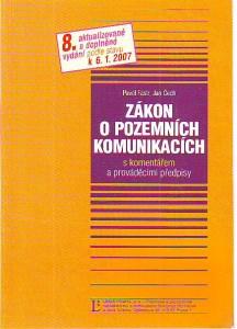 náhled knihy - Zákon o pozemních komunikacích s komentářem a prováděcími předpisy