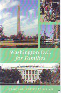 náhled knihy - Washington D. C. for Families