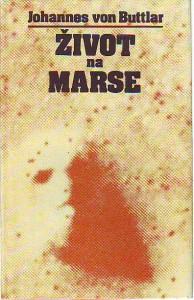 náhled knihy - Život na Marse