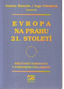 náhled knihy - Evropa na prahu 21. století. Křesťanští demokraté v Evropském parlamentu.