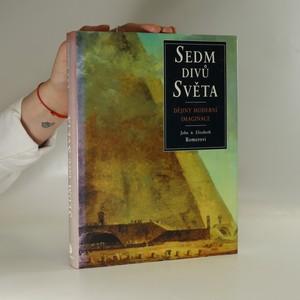 náhled knihy - Sedm divů světa : dějiny novodobé imaginace
