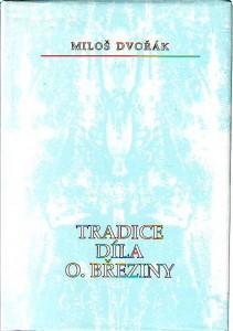náhled knihy - Tradice díla O. Březiny