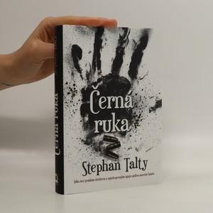 náhled knihy - Černá ruka
