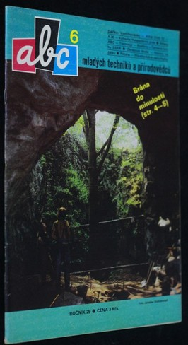 náhled knihy - ABC mladých techniků a přírodovědců. roč.29, č.6