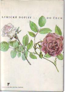 náhled knihy - Lyrické dopisy do Čech