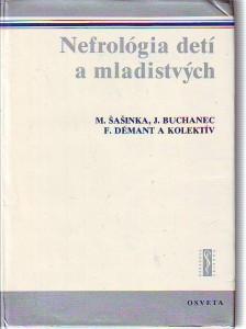 náhled knihy - Nefrológia detí a mladistvých