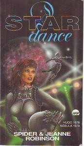 náhled knihy - Star Dance. Hvězdný tanec.