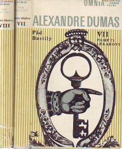 náhled knihy - Pád Bastily I.-II.