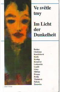 náhled knihy - Ve světle tmy. Im Licht der Dunkelheit.