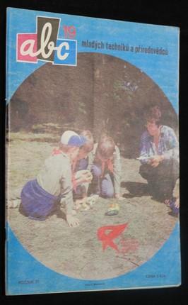 náhled knihy - ABC mladých techniků a přírodovědců. roč.31, č.19