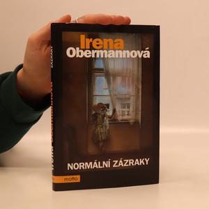 náhled knihy - Normální zázraky (s věnováním autorky)
