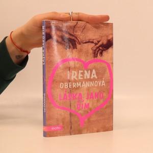 náhled knihy - Láska jako Řím (s věnováním autorky)