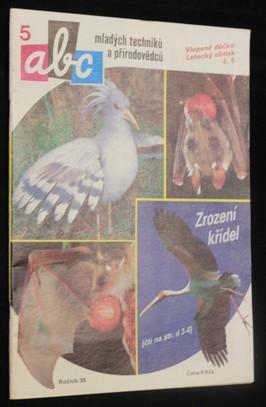 náhled knihy - ABC mladých techniků a přírodovědců. roč.35, č.5