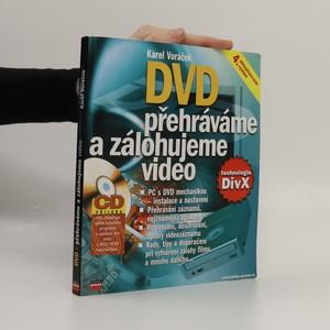 náhled knihy - DVD přehráváme a zálohujeme video