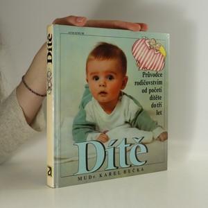 náhled knihy - Dítě