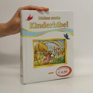 náhled knihy - Meine erste Kinderbibel