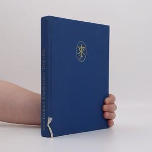 náhled knihy - Pán prstenů. Dvě věže (2. díl)