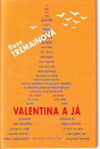 náhled knihy - Valentina a já