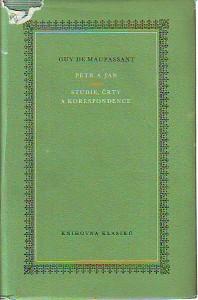 náhled knihy - Petr a Jan. Studie, črty a korespondence.