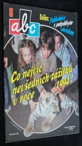 náhled knihy - ABC mladých techniků a přírodovědců. roč.38, č.8