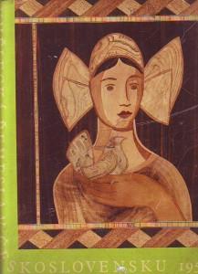 náhled knihy - Umělecká řemesla v Československu 1957