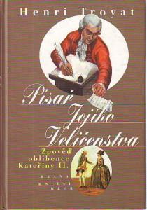 náhled knihy - Písař jejího veličenstva