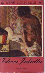 náhled knihy - Vdova Julietta