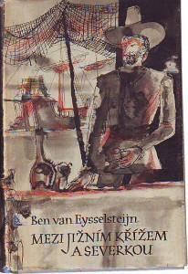 náhled knihy - Mezi Jižním křížem a Severkou