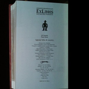 antikvární kniha Legendy folku & country : jediný téměř úplný příběh folku, trampské a country písně u nás, 2004