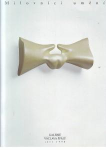 náhled knihy - Milovníci umění. Jan Merta - obrazy, kresby