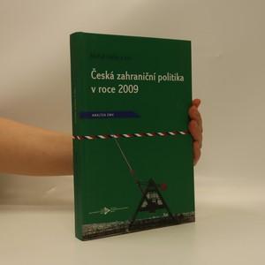 náhled knihy - Česká zahraniční politika v roce 2009