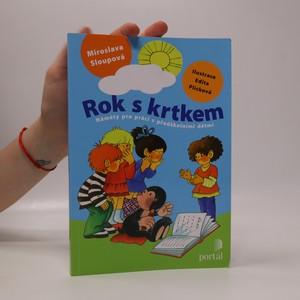 náhled knihy - Rok s krtkem. Náměty pro práci s předškolními dětmi