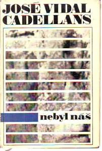 náhled knihy - Nebyl náš