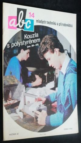 náhled knihy - ABC mladých techniků a přírodovědců. roč.33, č.14