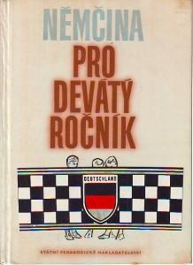náhled knihy - Němčina pro devátý ročník