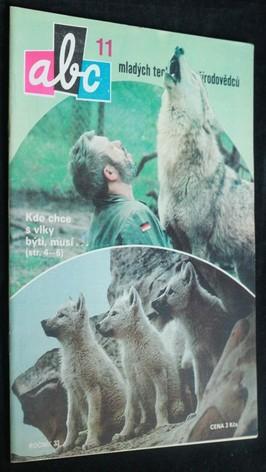 náhled knihy - ABC mladých techniků a přírodovědců. roč.33, č.11