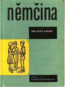 náhled knihy - Němčina pro osmý ročník