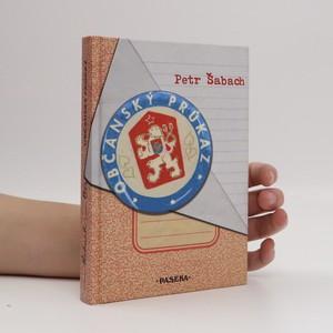 náhled knihy - Občanský průkaz