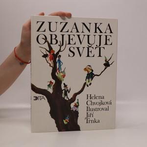 náhled knihy - Zuzanka objevuje svět
