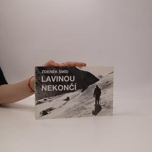 náhled knihy - Lavinou nekončí