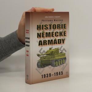 náhled knihy - Historie německé armády 1939-1945