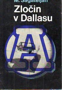 náhled knihy - Zločin v Dallasu