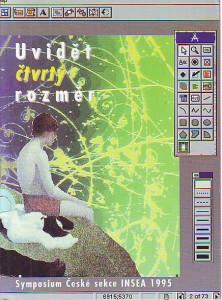 náhled knihy - Uvidět čtvrtý rozměr. Symposium České sekce INSEA 1995