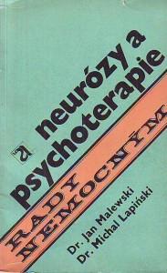 náhled knihy - Neurózy a psychoterapie. Rady nemocným